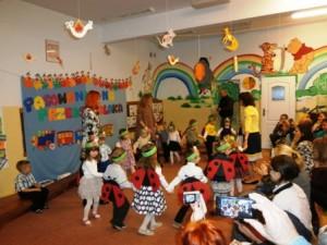 pasowanie na przedszkolaka panda