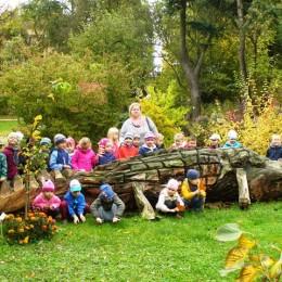 Wycieczka do Ogrodu Botanicznego UKW