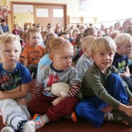 Bezpieczne zabawy w przedszkolu