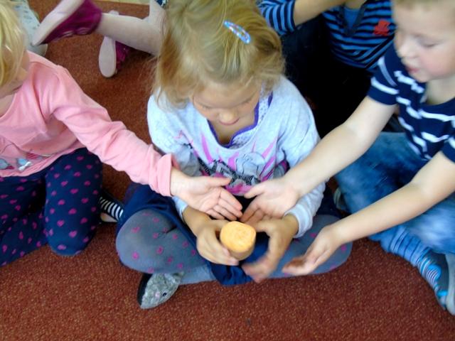 Dzień Przedszkolaka Pieczemy Ziemniaka